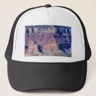 lines of the desert trucker hat