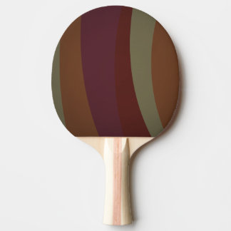 Lines Ping Pong Paddle