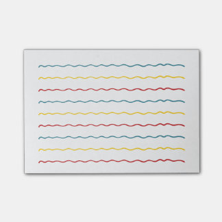 Lines Post-it Notes