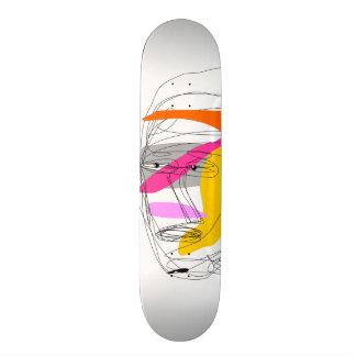 LINES SKATE CUSTOM SKATEBOARD