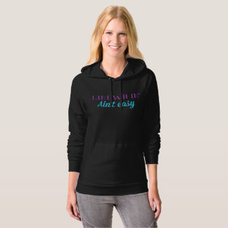 LineWifin' Ain't Easy Hoodie