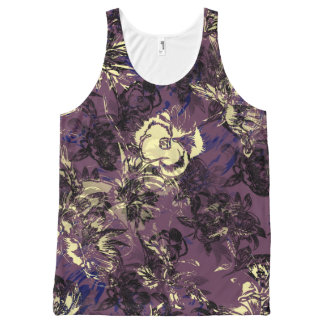 Linfla All-Over-Print Tank Top