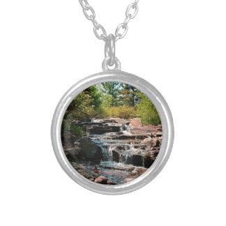 Linger Silver Plated Necklace