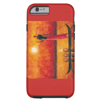 lining iphone tough iPhone 6 case