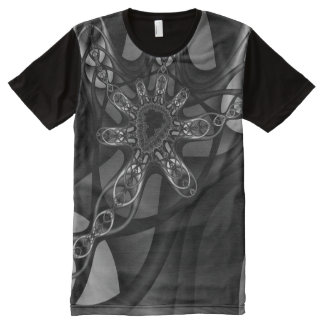 Link All-Over-Print T-Shirt