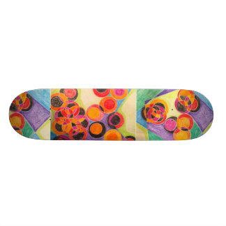 Linked Custom Skateboard