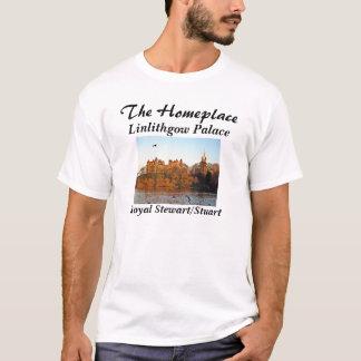 Linlithgow Palace – Royal Stewart/Stuart T-Shirt
