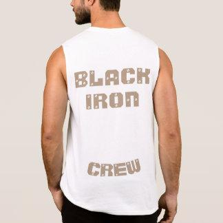 Linne village BlackIron Sleeveless Shirt