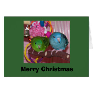 linnies2_sm, Merry Christmas Card