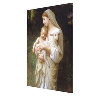 L'innocence Canvas Print