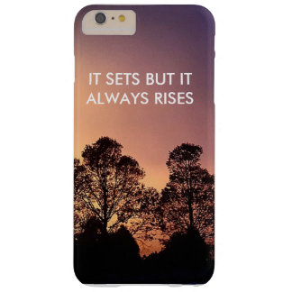 l'inspiration est maintenant au fond de votre main coque iPhone 6 plus barely there