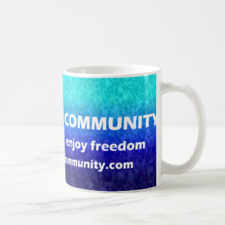 Linux Distro Community Coffee Mug
