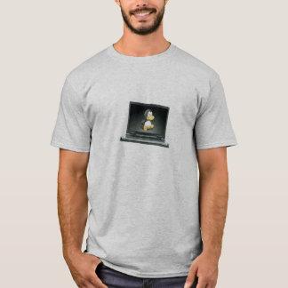 LINUX LAPTOP PENGUIN TUX T-Shirt