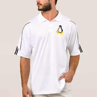 LINUX ROCKS! POLO SHIRT