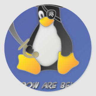 Linux Stickers