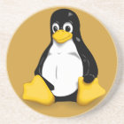 Linux Tux Products Coaster