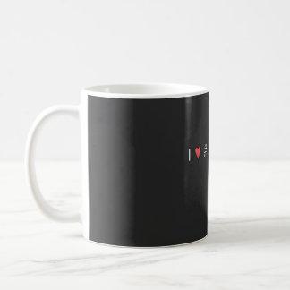 Linux user coffee mug