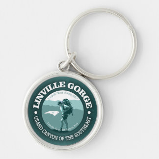 Linville Gorge Keychain