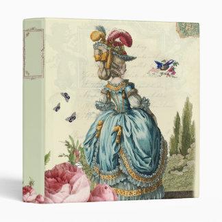 l'invitation vinyl binder