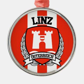 Linz Metal Ornament