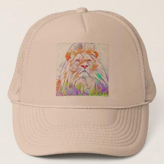 Lion 2 trucker hat
