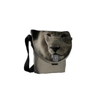 Lion Africa Cat Animal Pattern Destiny Destiny's Commuter Bag