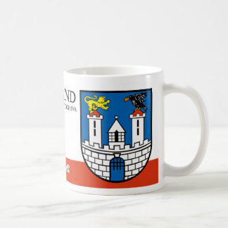 Lion and Eagle Guards of the Castle from Poland Coffee Mug