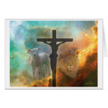Lion and Lamb Note Cards