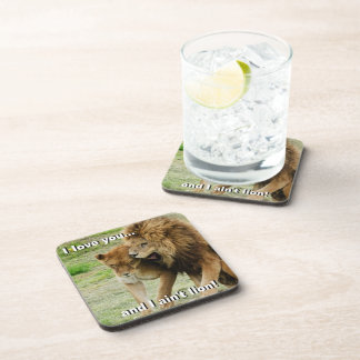 Lion and Lioness Coaster