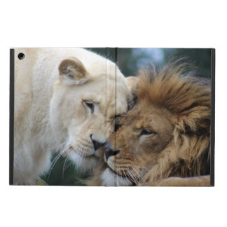 Lion and Lioness iPad Air Case