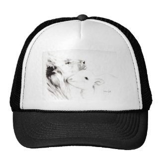 Lion and the Lamb Trucker Hat