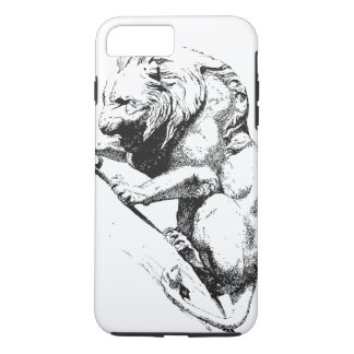Lion And The Serpent iPhone 7 Plus Case