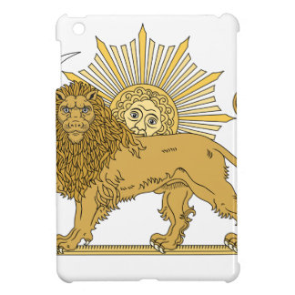 Lion and the sun iPad mini covers