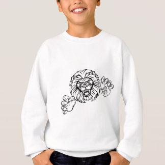 Lion Angry Esports Mascot Sweatshirt