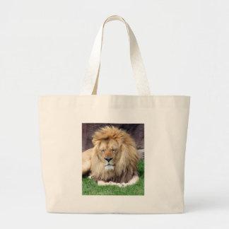 Lion Around Jumbo Tote Bag