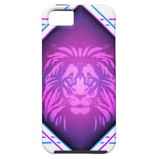 Lion art case for the iPhone 5