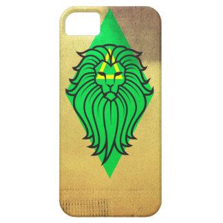 Lion Art Design iPhone 5 Cover
