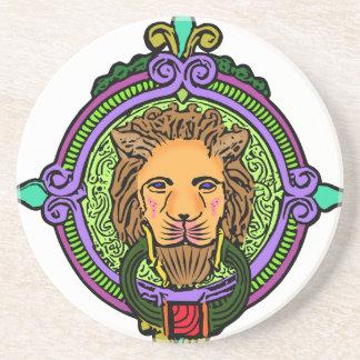 Lion Art exclusive Coaster