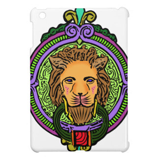 Lion Art exclusive Cover For The iPad Mini