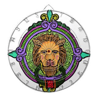 Lion Art exclusive Dartboard