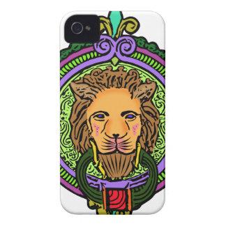 Lion Art exclusive iPhone 4 Case-Mate Case