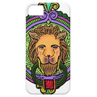 Lion Art exclusive iPhone 5 Cover
