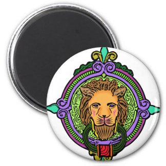 Lion Art exclusive Magnet