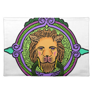 Lion Art exclusive Placemat
