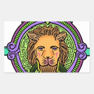 Lion Art exclusive Sticker