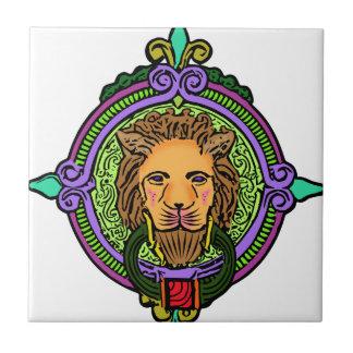 Lion Art exclusive Tile