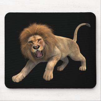 Lion Art Mousepad Gift