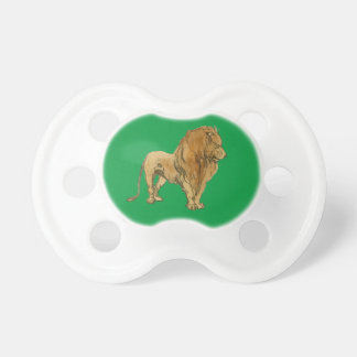 Lion Baby Pacifiers