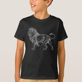 Lion Boy's T-Shirt