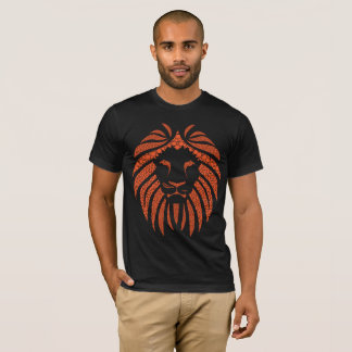 Lion Bubble Orange T-Shirt